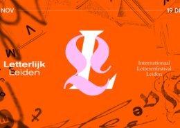 Letterlijk - Internationaal Letterenfestival Leiden
